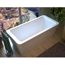 "Buena 67"" x 34"" Soaking Bathtub"
