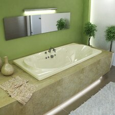 "Cayman 72"" x 23"" Rectangular Air Tub"