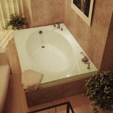 "Bermuda 72"" x 23"" Rectangular Bathtub"