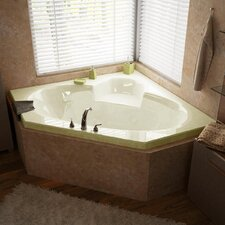 "Curacao 60"" x 60"" Corner Air Tub"