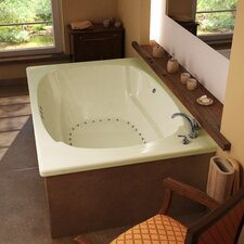 "St. Lucia 72"" x 48"" Rectangular Air Tub"