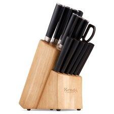 Kendo 15 Piece Cutlery Set