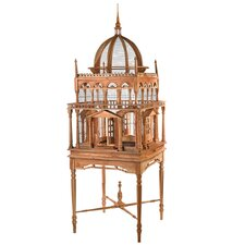 Dome Free Standing Birdhouse