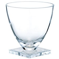 <strong>Barreveld International</strong> Glass Round Vase