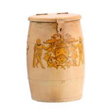 Decorative Heradric Barrel