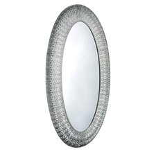 Large Fillagree Mirror