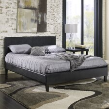 <strong>Eco-Lux</strong> Padded Platform Bed