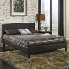 Padded Platform Bed