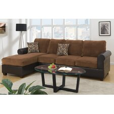 Bobkona Sectional Sofa Set