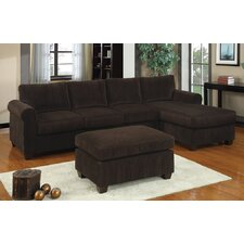 <strong>Poundex</strong> Bobkona Modular Sectional