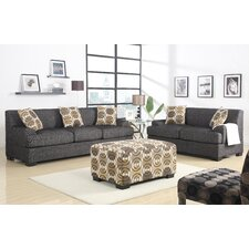 Montréal Sofa and Loveseat