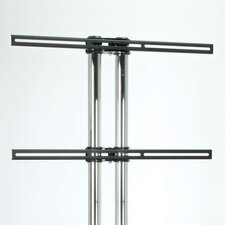 "Universal Swivel Mount (Mounts on Dual Pole Stands/Carts) (37"" - 61"" Screens)"