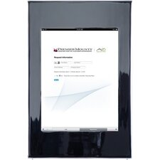 Enclosed iPad Wall Frame Mount