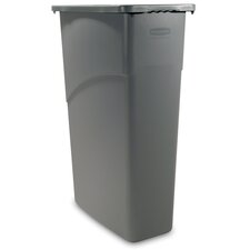 Slim Jim 23-Gal. Waste Receptacle