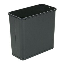 7.5-Gal. Rectangular Wastebasket