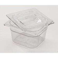 "6 Space Cold Food Pan (6"" depth)"
