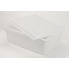 <strong>Rubbermaid Commercial Products</strong> Polyethylene Food Storage Box (3.5 gallon)