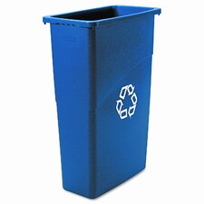 Slim Jim® 23 Gallon Curbside Recycling Bin