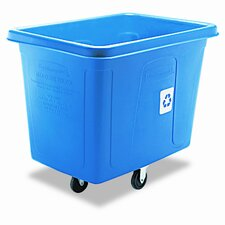 <strong>Rubbermaid Commercial Products</strong> Recycling Cube Truck
