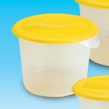 18-qt. Round Storage Container (Set of 6)