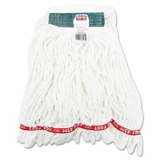 Web Foot Shrinkless Looped-End Wet Mop Head