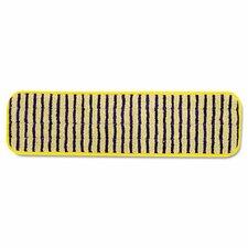 Microfiber Scrubber Pad, 6/Carton