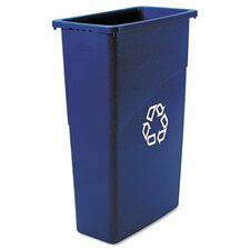 <strong>Rubbermaid Commercial Products</strong> Slim Jim Recycling Container