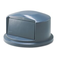 <strong>Rubbermaid Commercial Products</strong> Brute Dome Top Swing Door Lid