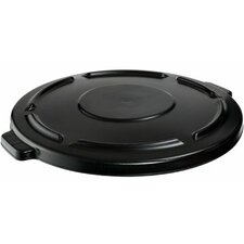 Rubbermaid Commercial - Brute Round Container Lids 20 Gal. Brute Container Lid: 640-2619-60-Gray - gray lid for brute 2620