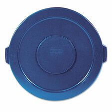<strong>Rubbermaid Commercial Products</strong> Round Lid For Brute 32 Gal Waste Containers