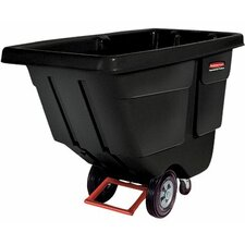 <strong>Rubbermaid Commercial Products</strong> Tilt Trucks - 1 cu yd utility tilt