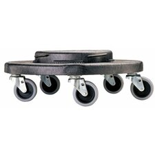 <strong>Rubbermaid Commercial Products</strong> Brute® Dollies - brute dolly for 20  32 44  & 55 gal brut
