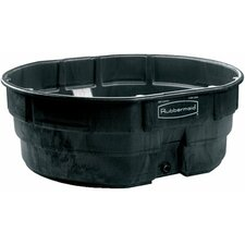<strong>Rubbermaid Commercial Products</strong> Stock Tanks - 70 gal stock tank blk