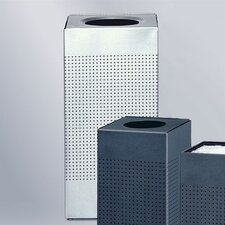 <strong>Rubbermaid Commercial Products</strong> Designer Silhouettes Medium Waste Receptacle