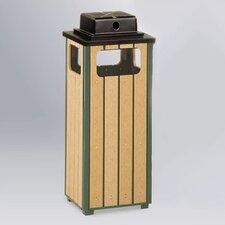 Regent 50 Series 12 Gallon Weather Urn Ash/Trash Receptacle