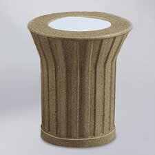 Keystone Concrete Sand Top Urn