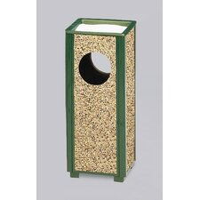 Aspen Small Sand Top Ash/Trash Receptacle