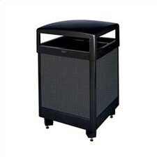 Dimension 500 Weather Urn and Trash  Receptacle