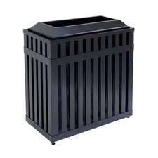 Avenue 36 Gallon Open Top Receptacle