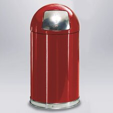 <strong>Rubbermaid Commercial Products</strong> Small Round Top Waste Receptacle