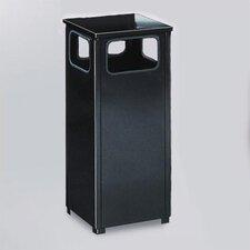 Howard Standard 12 Gal. Black Waste Receptacle