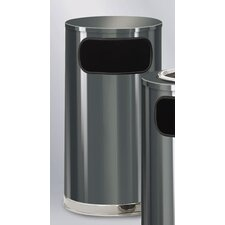 European Designer 12 Gal. Waste Receptacle