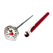 Dishwasher-Safe Industrial-Grade Analog Pocket Thermometer