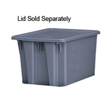 19-Gallon Palletote Box in Gray