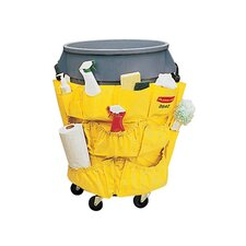 <strong>Rubbermaid Commercial Products</strong> Brute Caddy Bag in Yellow