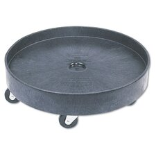 <strong>Rubbermaid Commercial Products</strong> Brute Container Universal Drum Dolly in Black