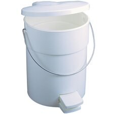 4.5-Gal. Step-On Waste Container