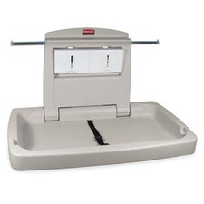 <strong>Rubbermaid Commercial Products</strong> Sturdy Station 2 Baby Changing Table