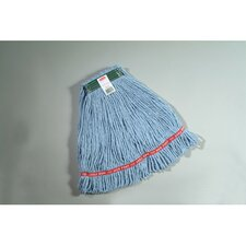 Medium Web Foot Wet Mop in Blue