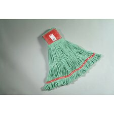 Large Web Foot Wet Mop in Green